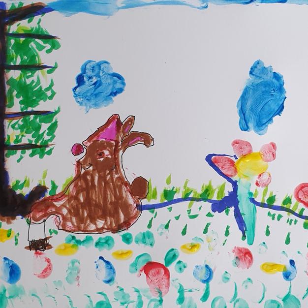 Elišky Komendová, 6 let, MŠ Orangery