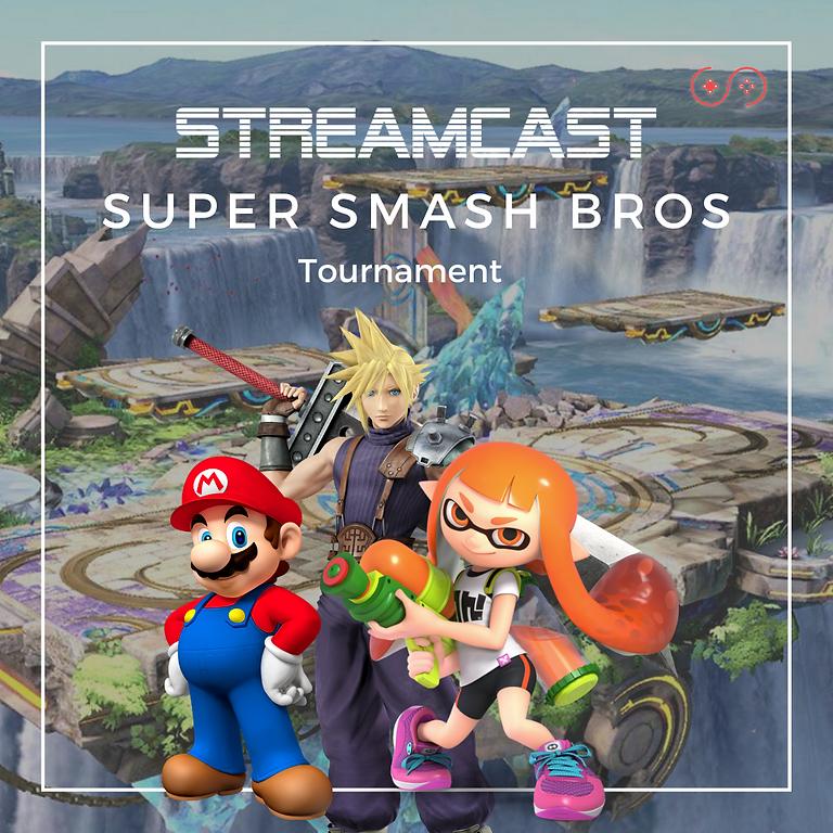 Streamcast Super Smash Bros Tournament 2021
