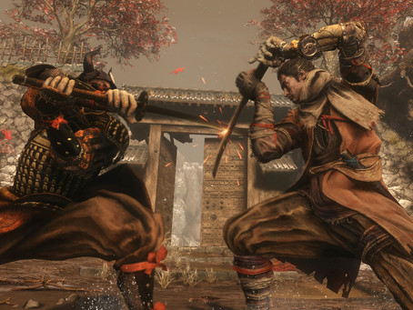 5 reasons why you should play Sekiro if you haven't already.