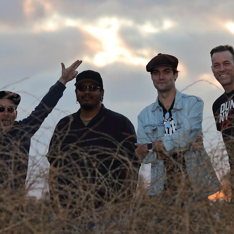 Mad Atoms to rock The Mint LA!