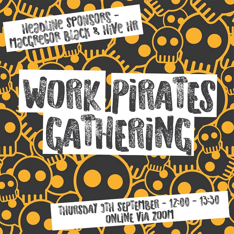 Work Pirates Gathering - September 2021