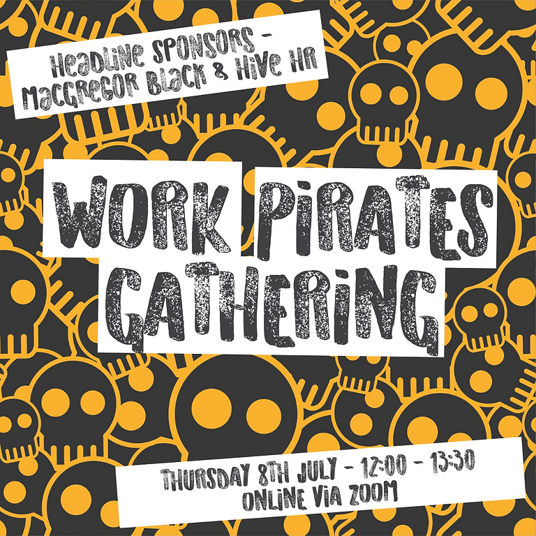 Work Pirates Gathering - July 2021
