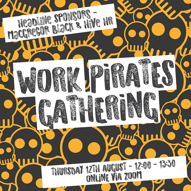 Work Pirates Gathering - August 2021