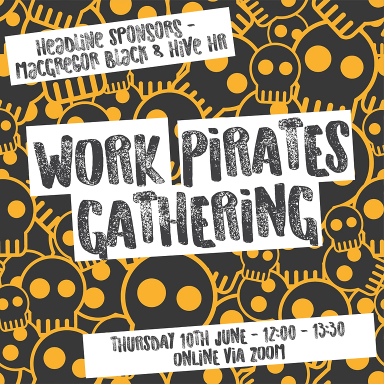 Work Pirates Gathering - June 2021