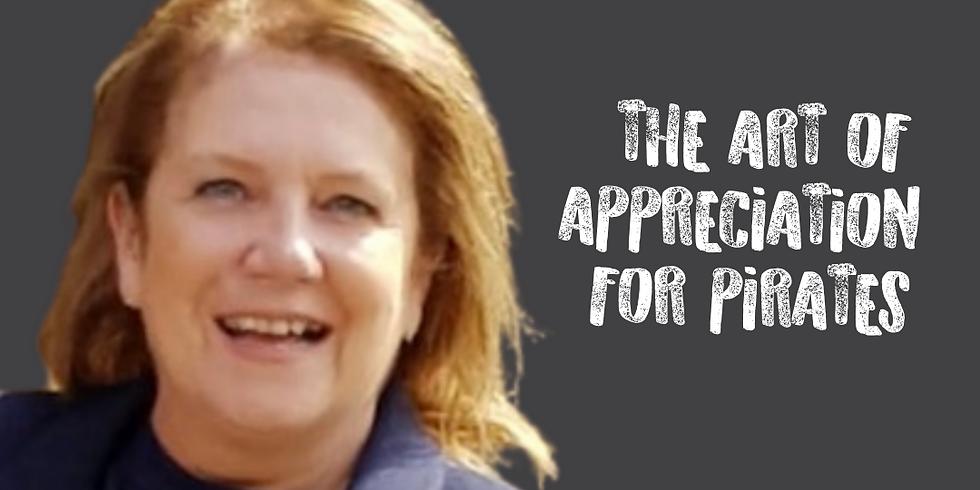Liz Cook - The Art of Appreciation for Pirates