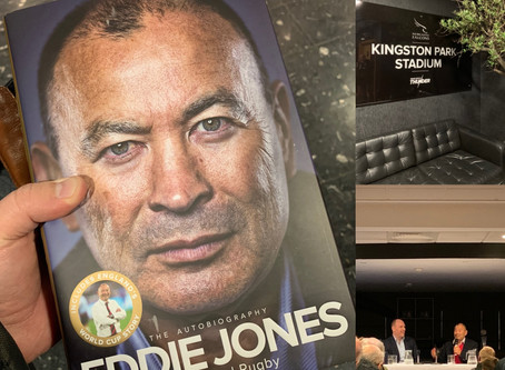 An Evening with The England Rugby Coach - Eddie Jones