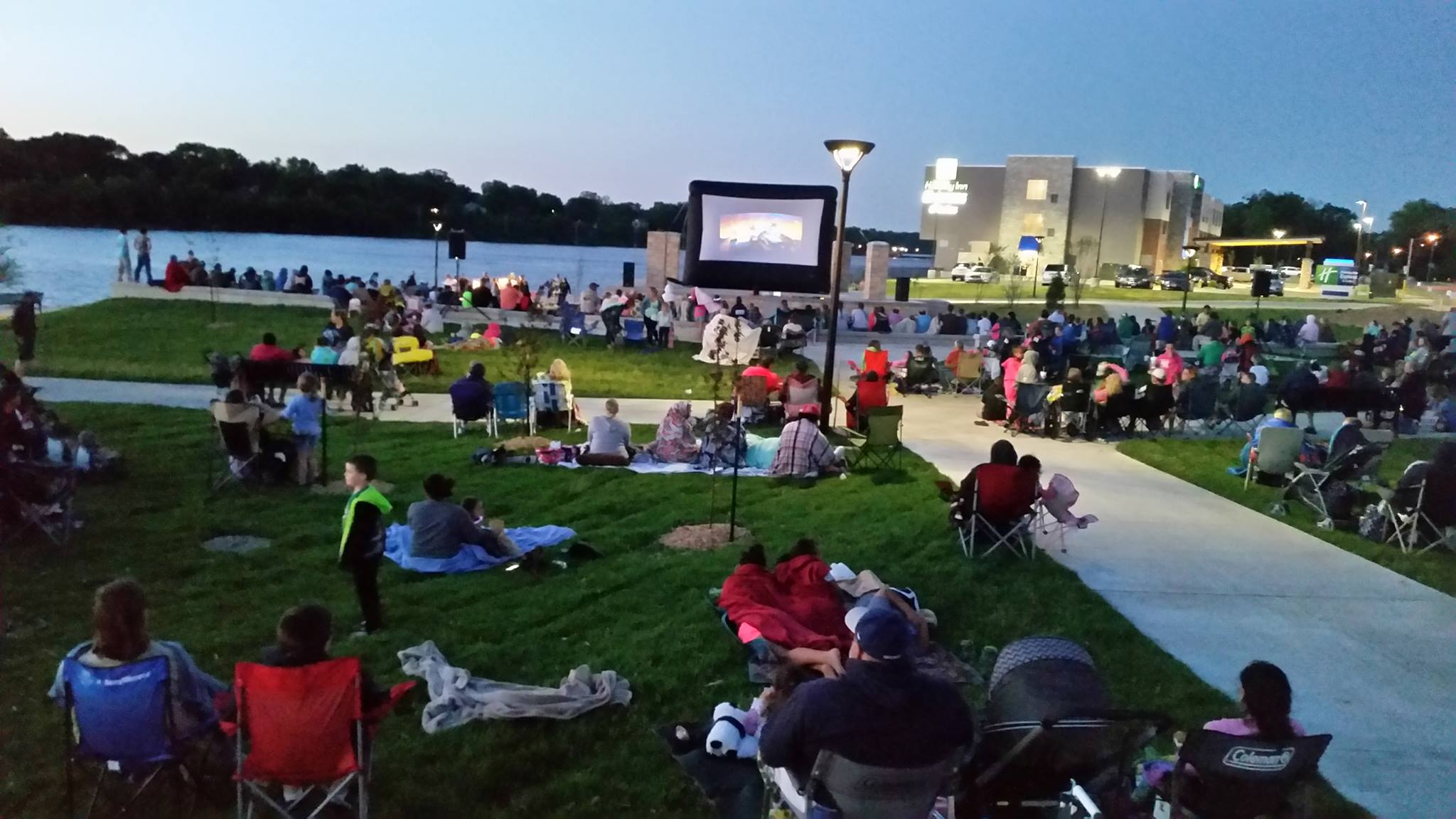 Riverfront movie 2