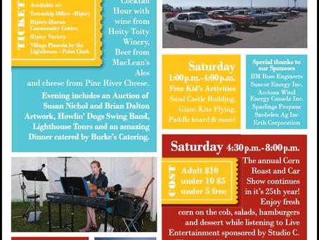 Point Clark Lighthouse Festival - August 7