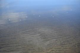 Sand pattern X
