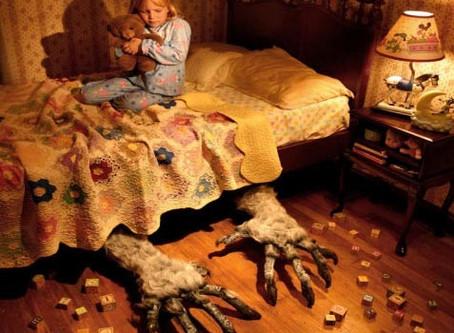 Seu filho tem medo de monstros???