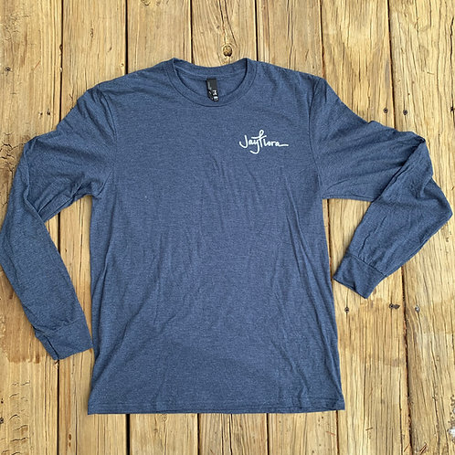 Long Sleeve Tri-blend