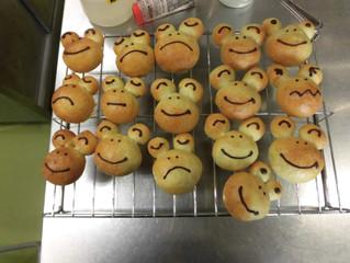 カエルのパン屋さん1日限定オープン