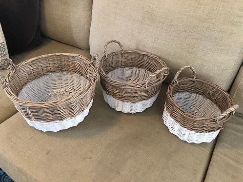 Baskets set of 3