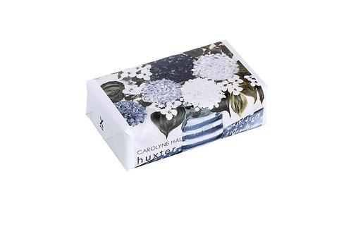Wrapped soap - Hydrangea Vase