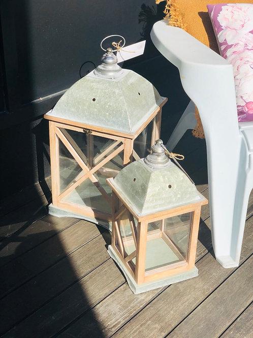 Outdoor lanterns small