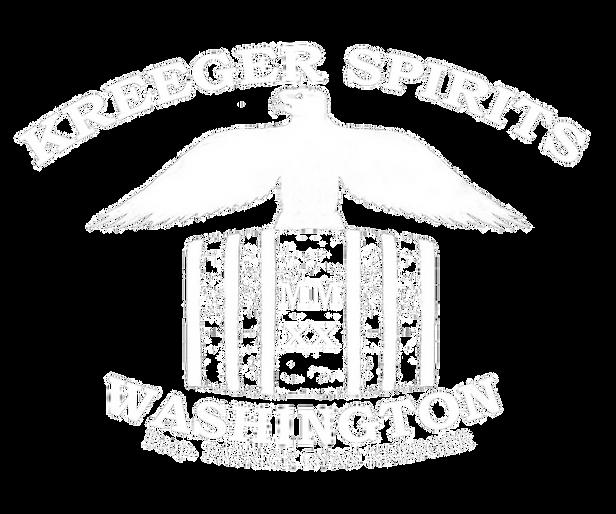 Kreeger Spirits, Kreegerspirits, Kreeger, Raven, Crow, Eagle, Barrel