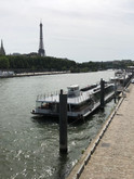 Eiffel on the river