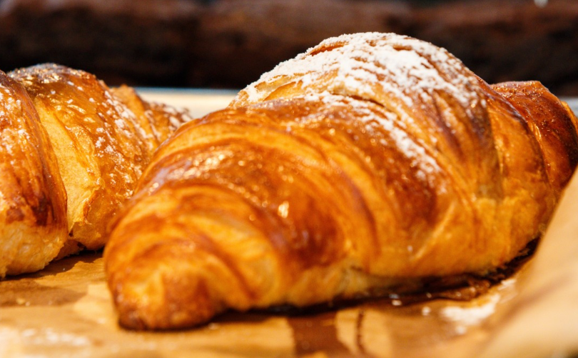 croissants cooked!
