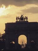 Arc du Carrousel, Musee du Louvre
