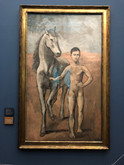 Picasso's drawings are at the d'Orsay too!
