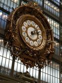 Tic Tac Tic Tac... no more trains at the Musee d'Orsay