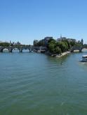 Pont-Neuf Bridge, on the Island