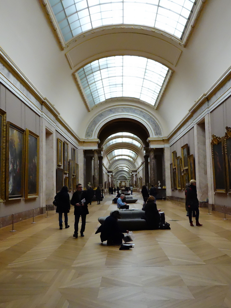 Louvre Museum Galleries... for You