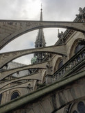 Notre-Dame rooftops