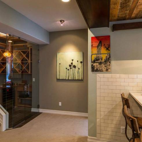 Finished Basement | Wet Bar | Wine cellar