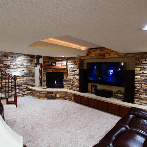 Finished Basement | Wet Bar | Theater