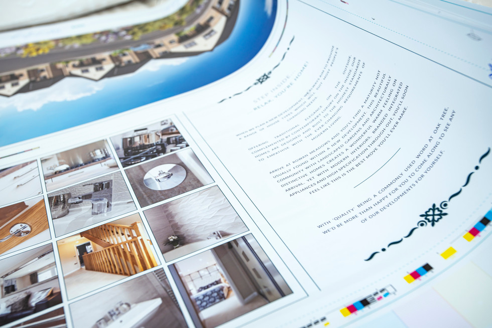 Brochure Print Management