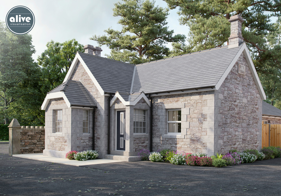 Property Brochures Sales CGIs