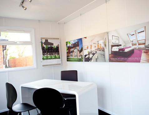 Property Development Site Hoarding Design