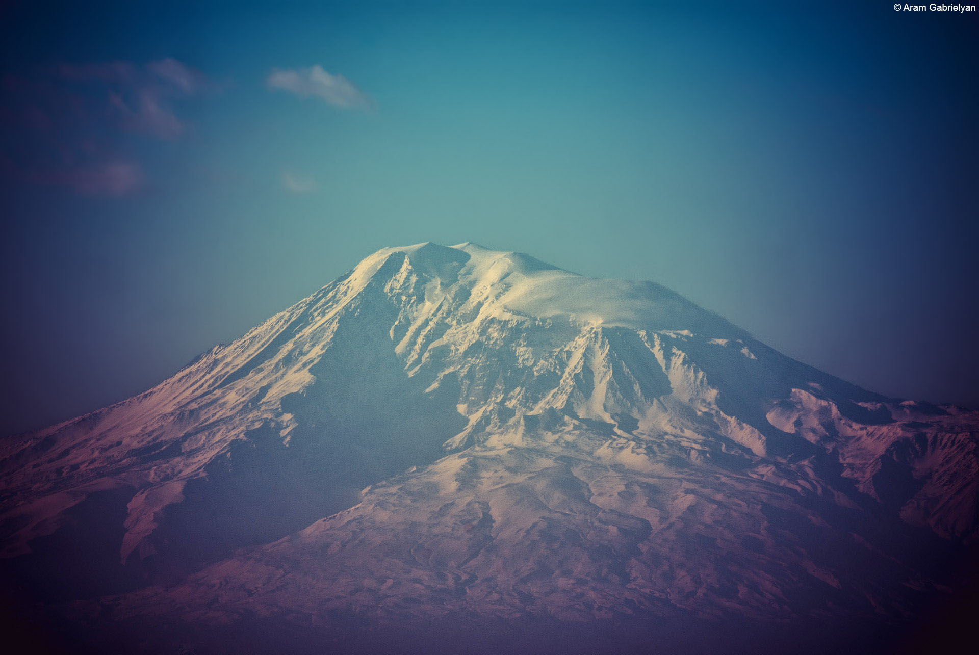 Mountain Ararat (Masis) - Armenia