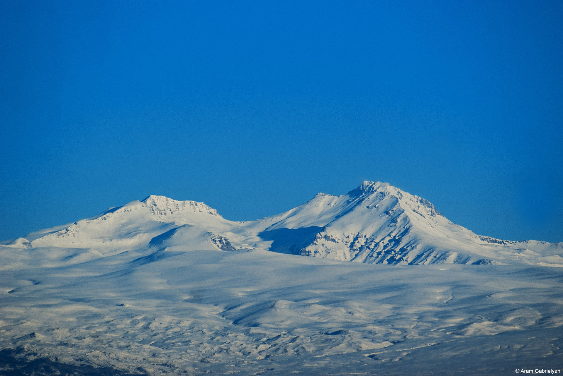 Mountain Aragats - Armenia