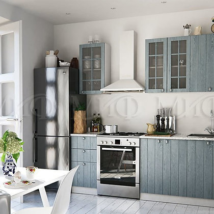 Кухонный гарнитур Техно 1,6 м