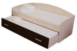кровать 2 спальных места