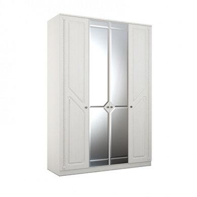 Шкаф 4-х дверный Азалия 24