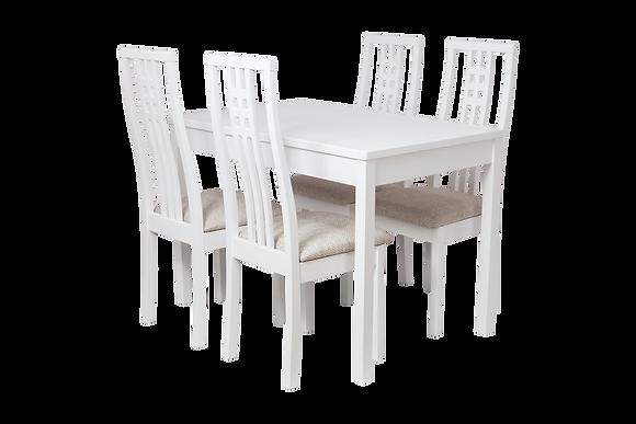 Стол № 4 белый