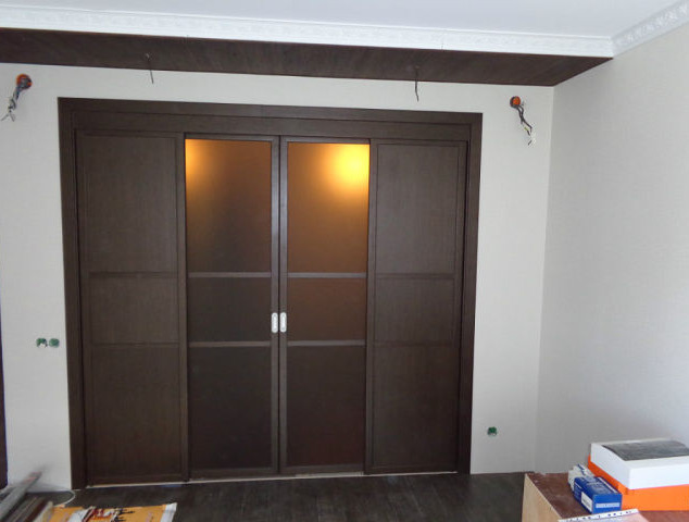 Купейные двери
