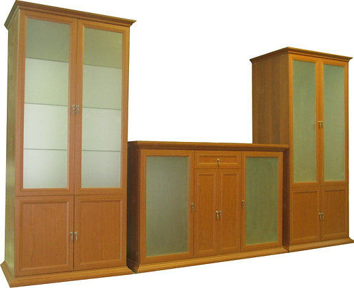"""Мебель для гостиной """" Бургундия"""""""