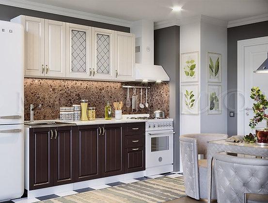 Кухонный гарнитур Настя 1.6м
