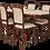 Thumbnail: Стол Натали М овальный раздвижной