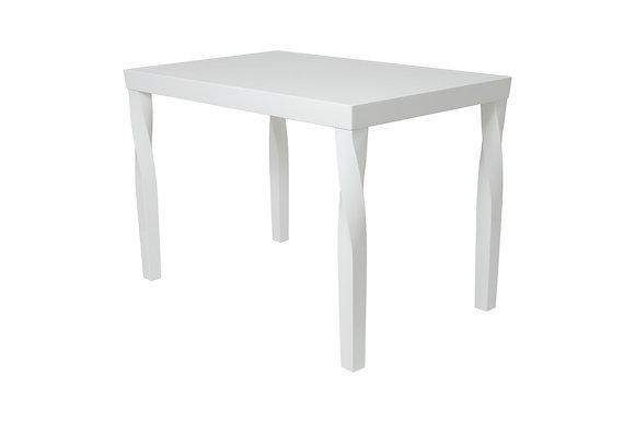 Стол Комильфо белый глянец