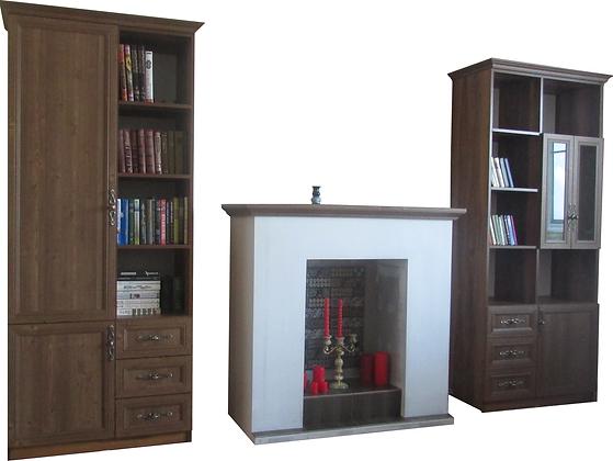 """Мебель для гостиной """"Бургундия-2"""""""