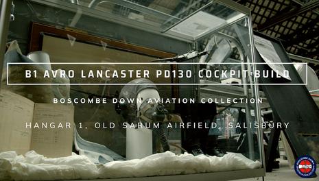 BDAC Lancaster Cockpit Build