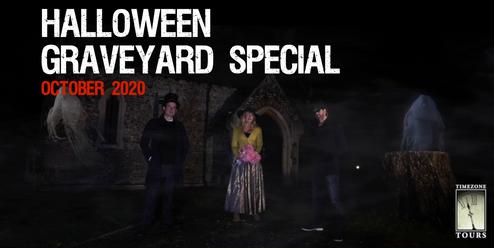 Graveyard Halloween Special