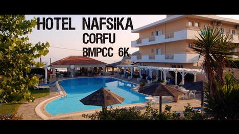 Hotel Nafsika Corfu 2021