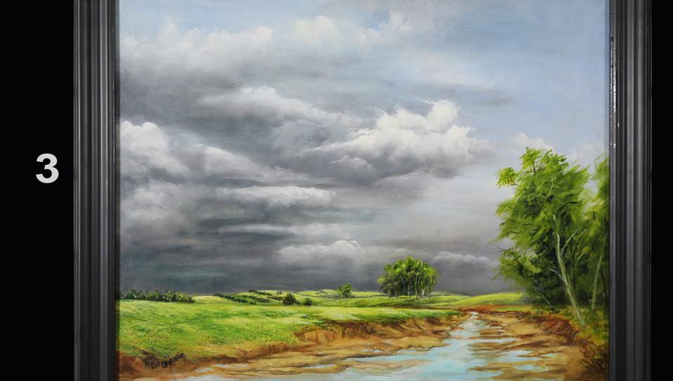 3. Distant Landscape