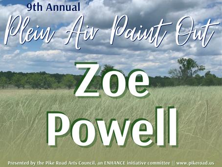 Zoe Powell - Eufaula, AL